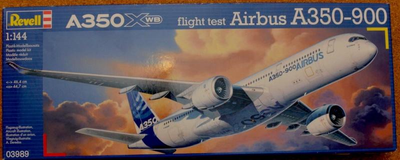 A350 Revell 1/144 Dsc_5410
