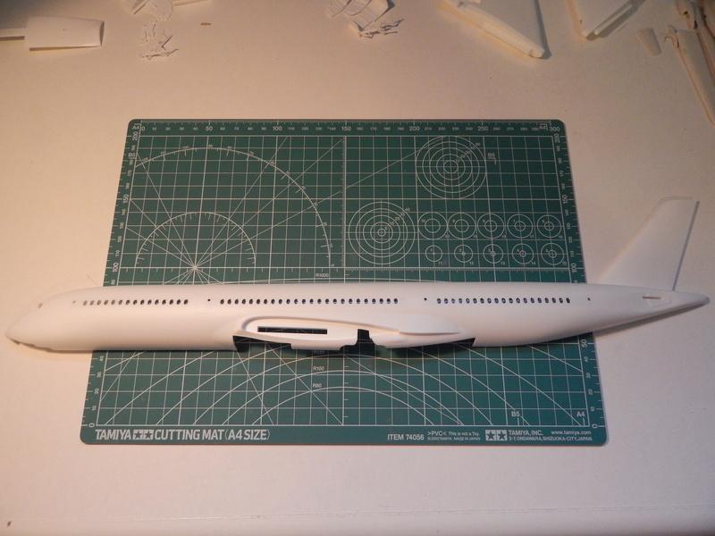 A350 Revell 1/144 Dscn2722