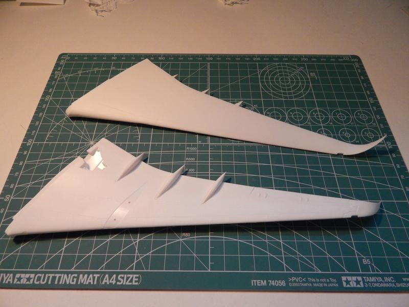 A350 Revell 1/144 Dscn2727