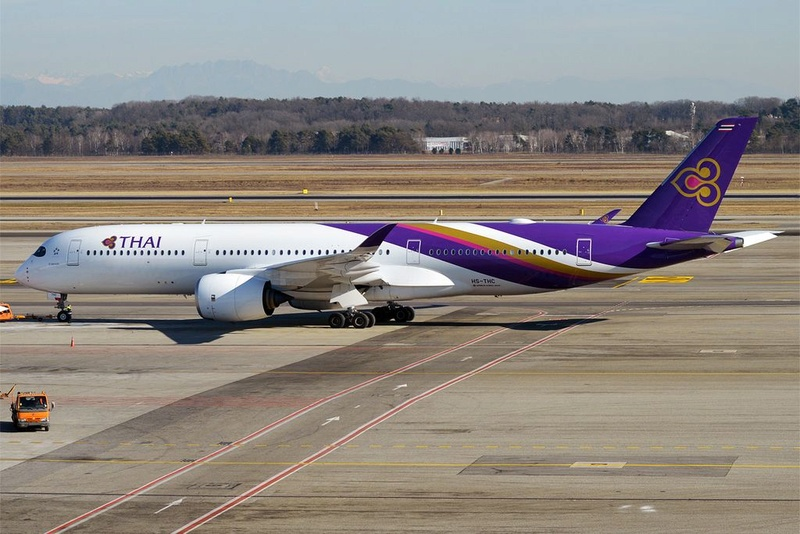 A350 Revell 1/144 Thai_a10