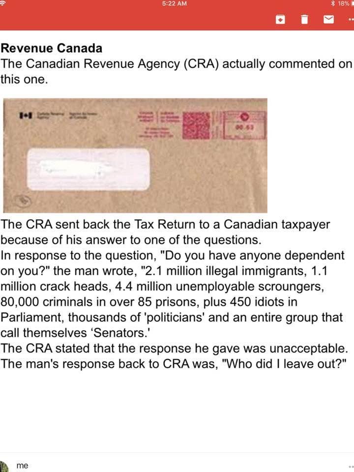 Revenue Canada Revenu10