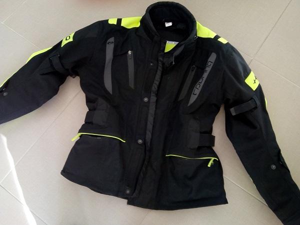 Vends veste HELD 4 TOURING taille L 65 € Held_10