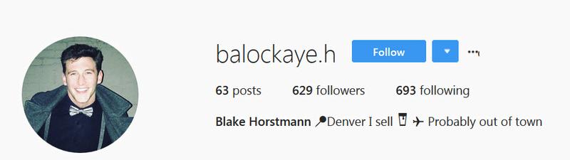 Blake Horstmann - *Sleuthing Spoilers* 2018-047