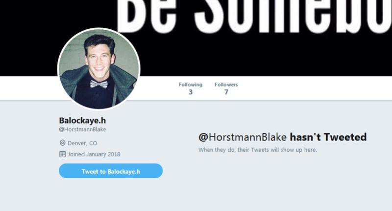 Blake Horstmann - *Sleuthing Spoilers* 2018-048
