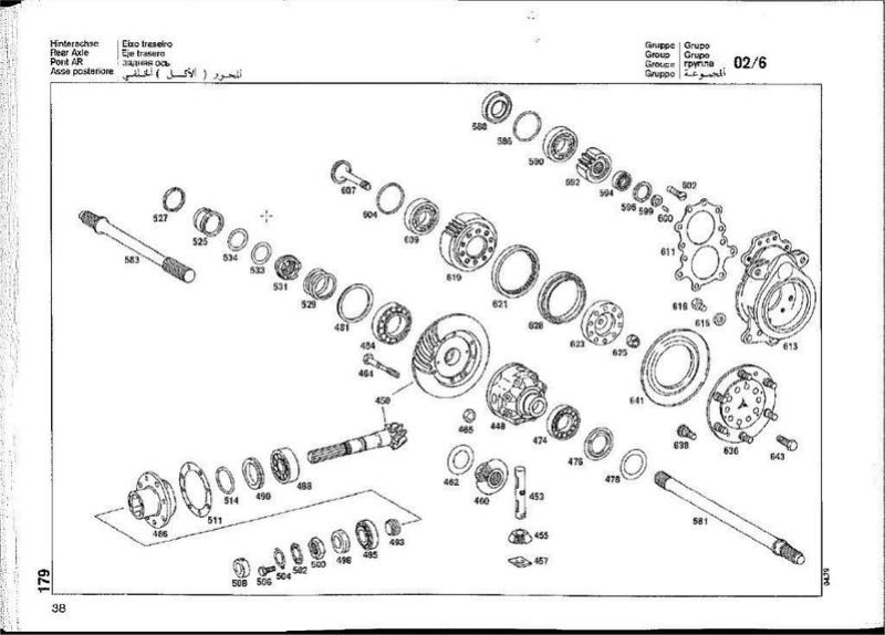 cylindre de roues arrière 411  Page1510