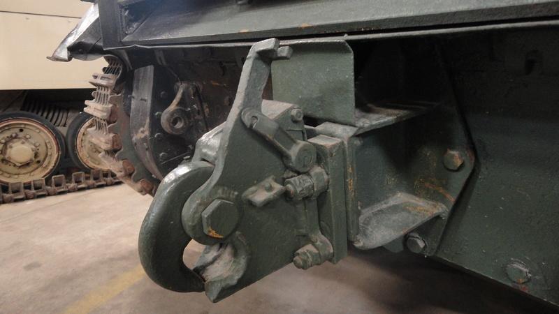 Crusader Gun Tractor et 17 Pdr 1/35 Tourel11