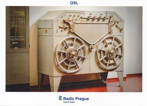 QSL de Dvojka Radio Dvojka10