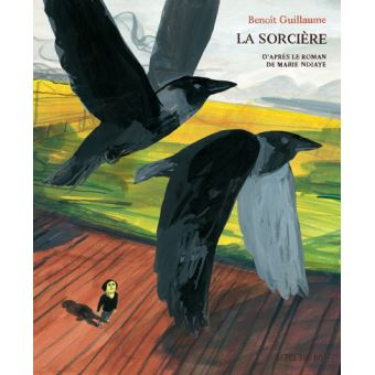 La Sorcière, de Benoit Guillaume (Actes Sud BD) La-sor10