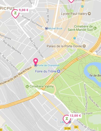 Paris 30 èmes Rencontres Internationales du Coquillage 10 & 11 mars 2018 Zenpar10