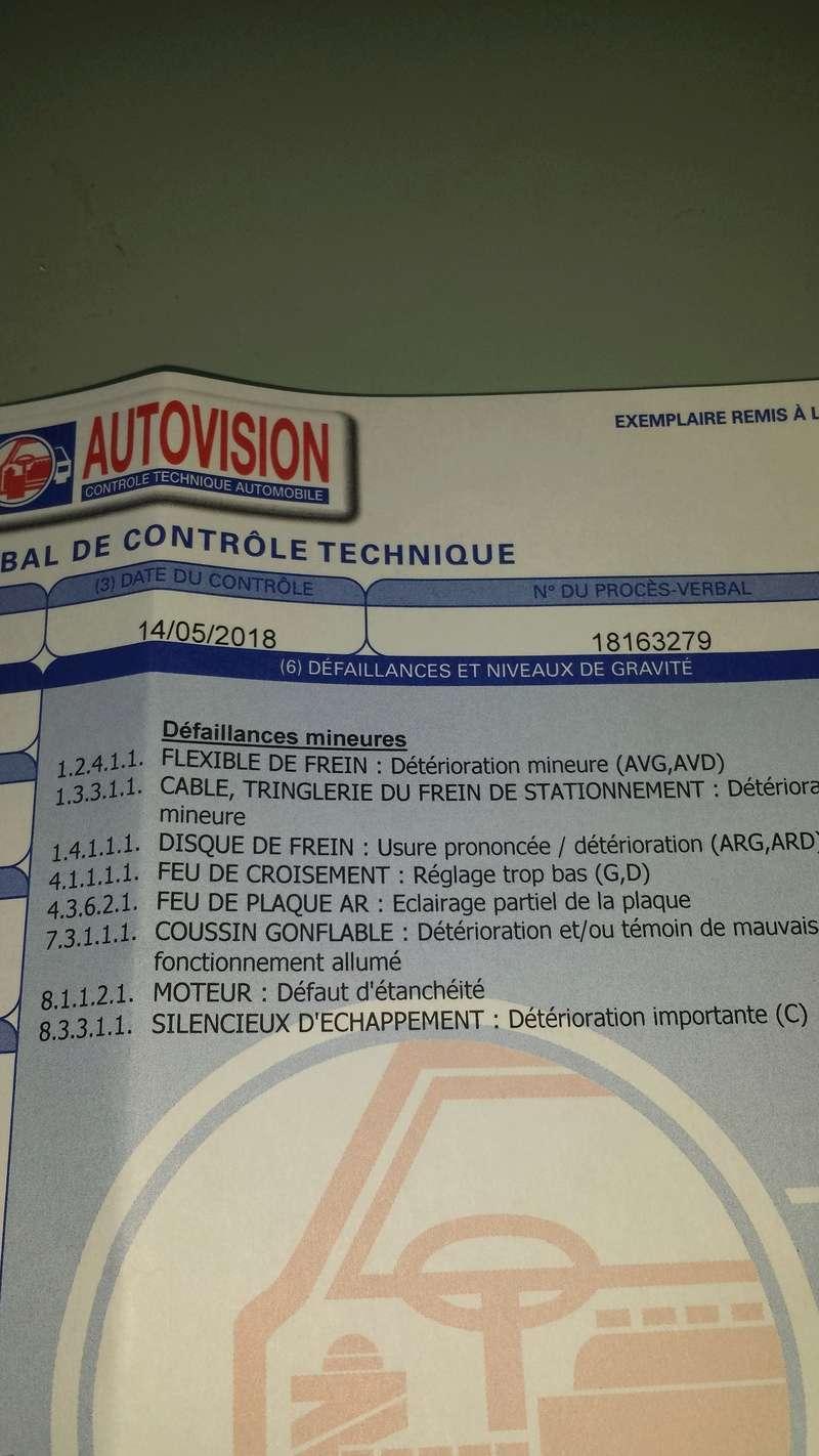 La 146 TI de lillou94  - Page 20 20180513
