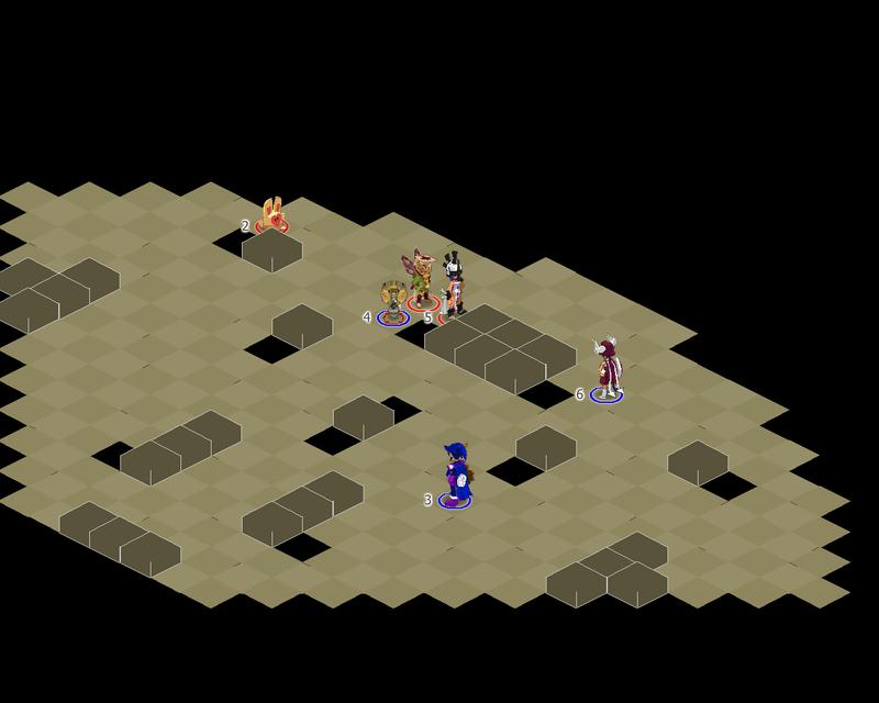 Le tournoi des Bras Cassés Dofus-10