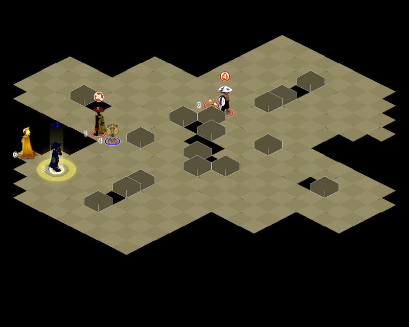 Le tournoi des Bras Cassés Dofus-11