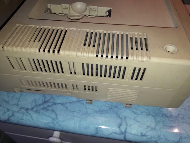 Remise en route Amstrad PC1640 HD20 20180319