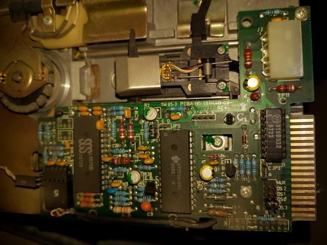 Remise en route Amstrad PC1640 HD20 20180334