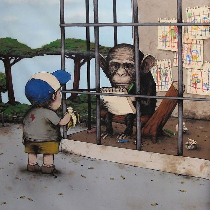 Dran ou le Street Art fondamental made in France Blp_qp10