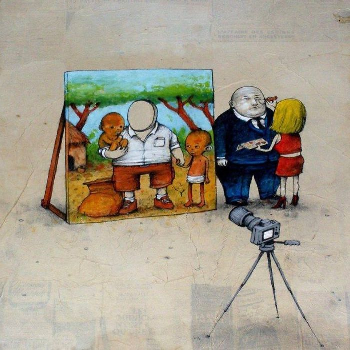 Dran ou le Street Art fondamental made in France Bmffur10