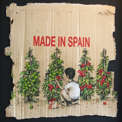 Dran ou le Street Art fondamental made in France Bp3l7110