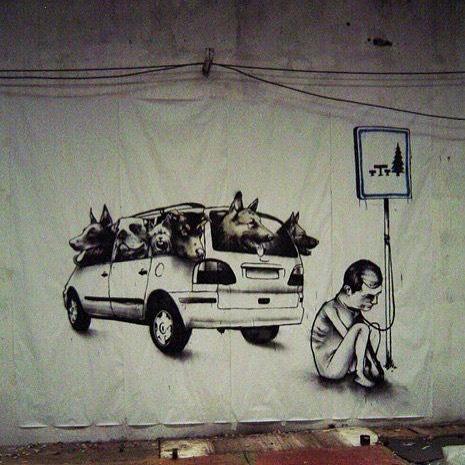 Dran ou le Street Art fondamental made in France Bxu_mh10