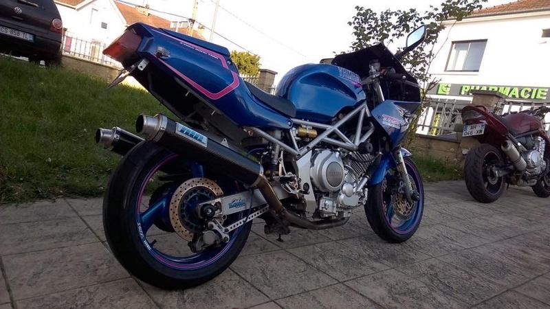 Yamaha 850 TRX 1996 16277c10