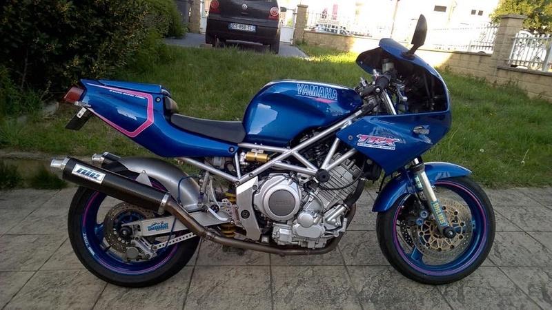 Yamaha 850 TRX 1996 9e14fc10