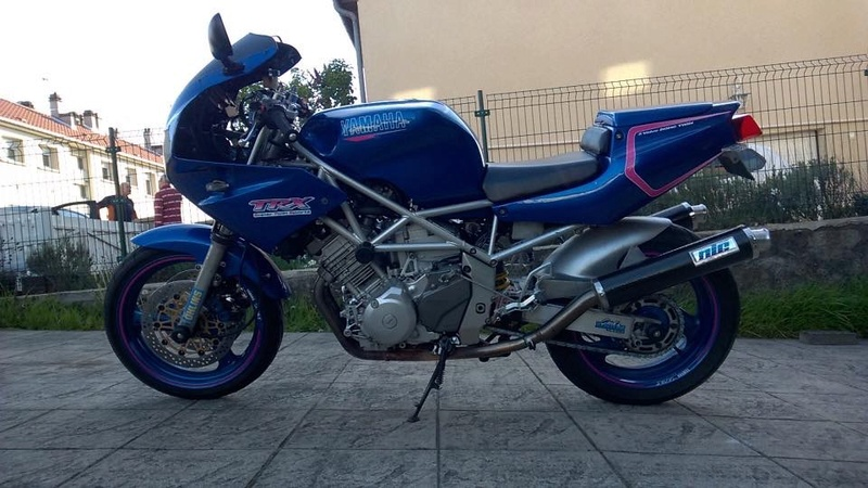 Yamaha 850 TRX 1996 A0312c10