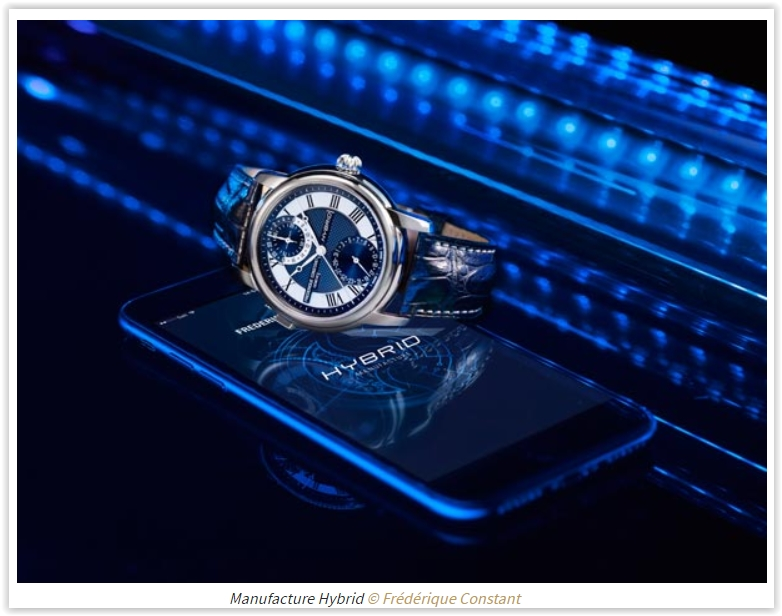 Frederique Constant innove ! Screen44