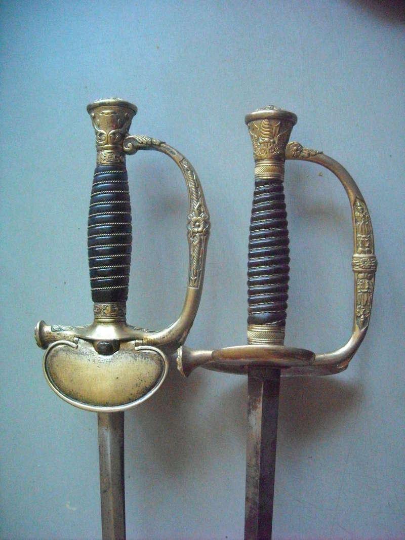 Epée d'Officier du Service de Santé Dscn0312