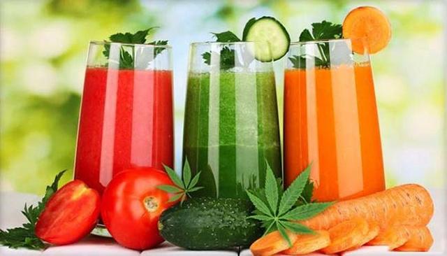 Vertues de chaque fruit et légume en jus Ed6a1010