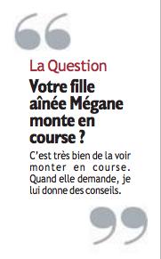 Interview dans Paris Courses Captur50