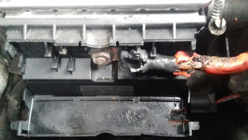 [ BMW E46 320D M47 an 2001 ] Problème électrique chauffage auxiliaire 20180311
