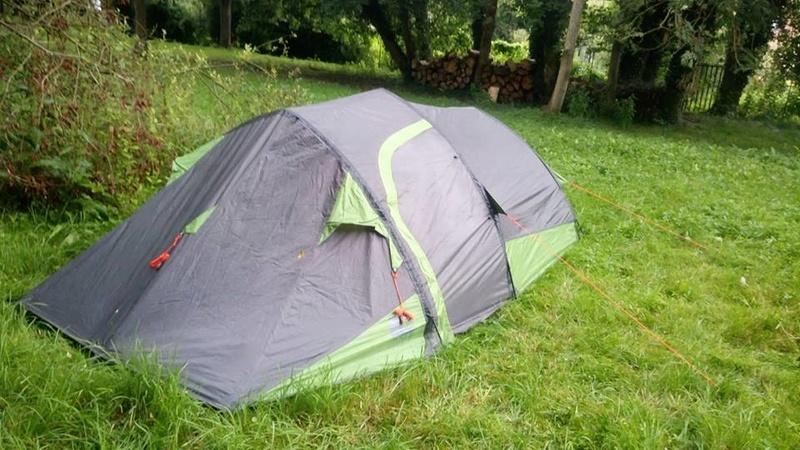Tente Jamet Newberry 4000  Tentej10