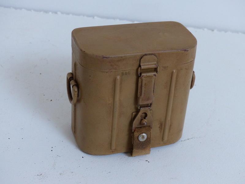 boite pour optique de mortier allemand  5cm et 8cm  P1000750