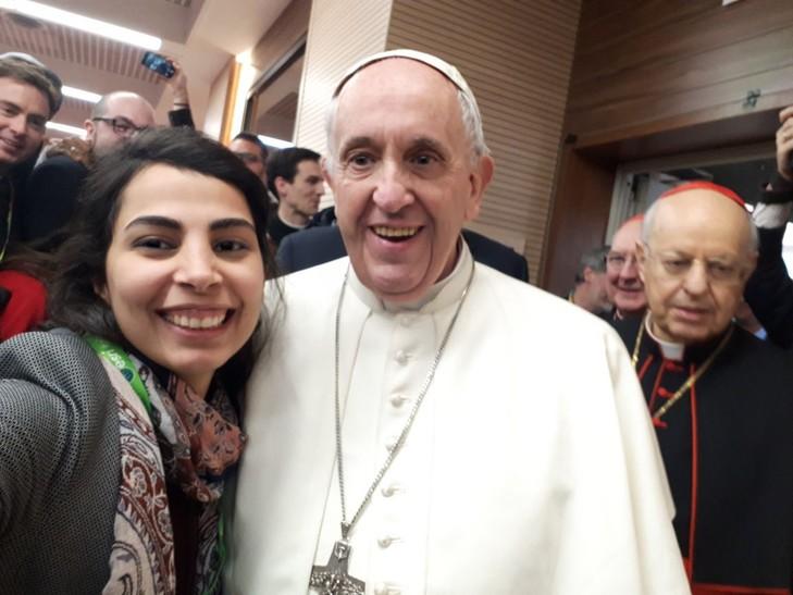 Les jeunes à la découverte de Vatican II - Page 3 Dalia-10