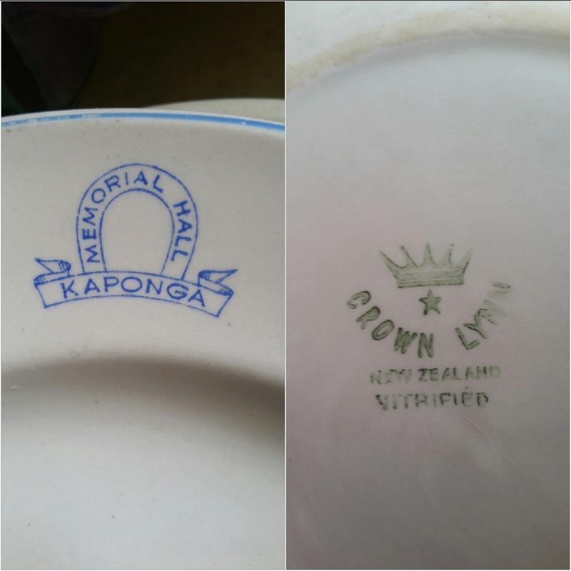 Memorial Hall Kaponga badged ware 2018-112