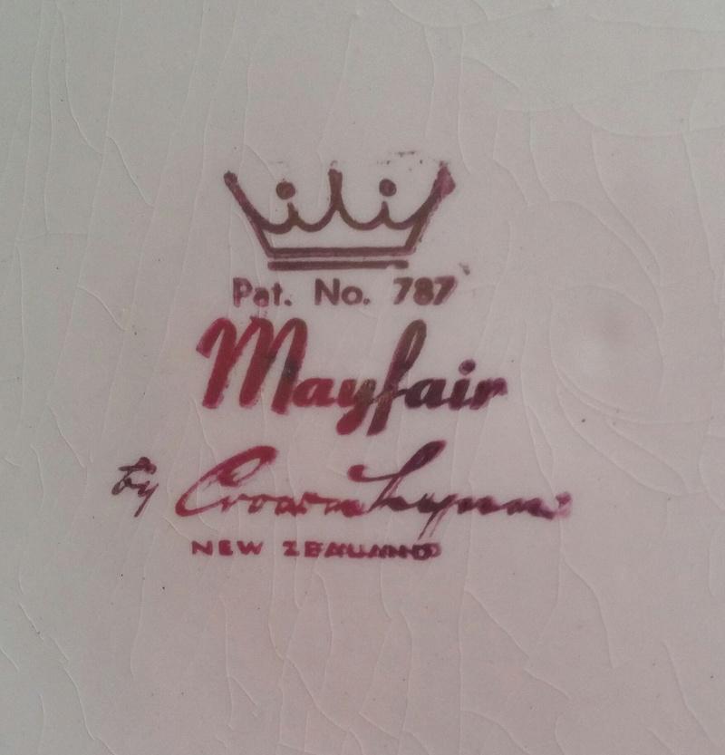 Mayfair pattern 787 20181215
