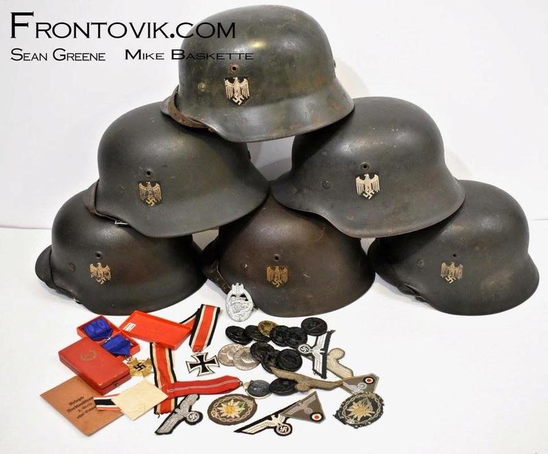 Identification casque allemand Mdle 40 en vue d'une vente - Page 2 26165210