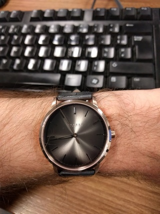 La montre du vendredi 22 décembre 2017 K-04-210