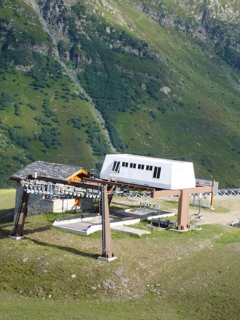 Historique du domaine skiable de La Rosière Dsc01111