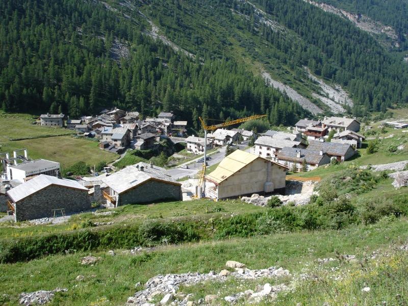 Col de Bailletta / Vallon de Sassière / Passage de Picheru Dsc02310
