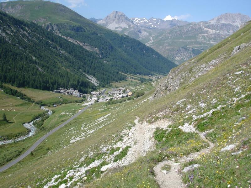 Col de Bailletta / Vallon de Sassière / Passage de Picheru Dsc02311