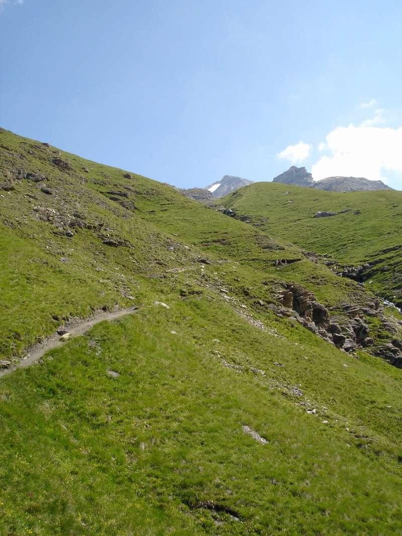 Col de Bailletta / Vallon de Sassière / Passage de Picheru Dsc02313