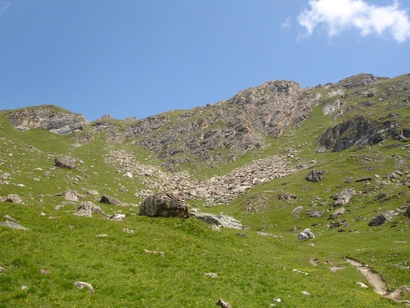 Col de Bailletta / Vallon de Sassière / Passage de Picheru Dsc02316