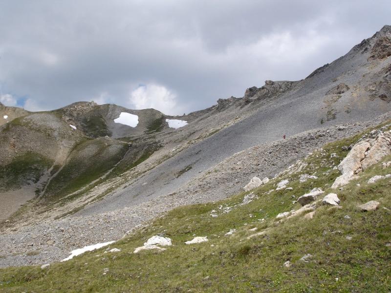 Col de Bailletta / Vallon de Sassière / Passage de Picheru Dsc02318