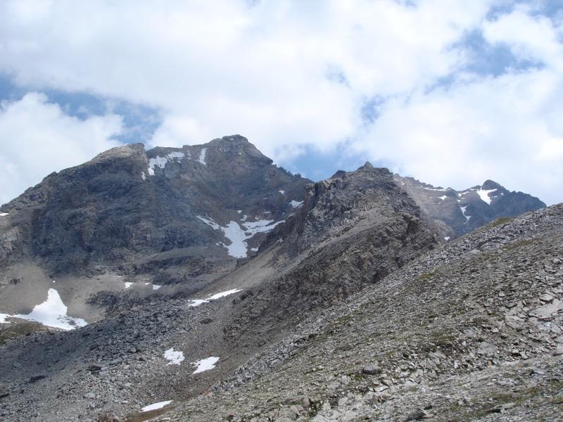 Col de Bailletta / Vallon de Sassière / Passage de Picheru Dsc02321