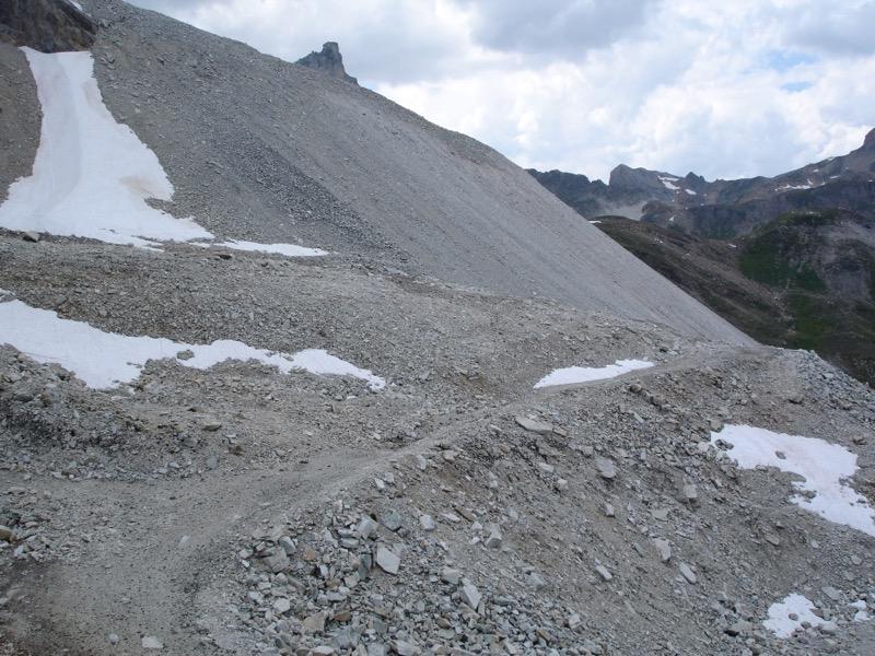 Col de Bailletta / Vallon de Sassière / Passage de Picheru Dsc02410