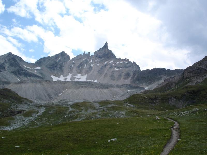 Col de Bailletta / Vallon de Sassière / Passage de Picheru Dsc02414