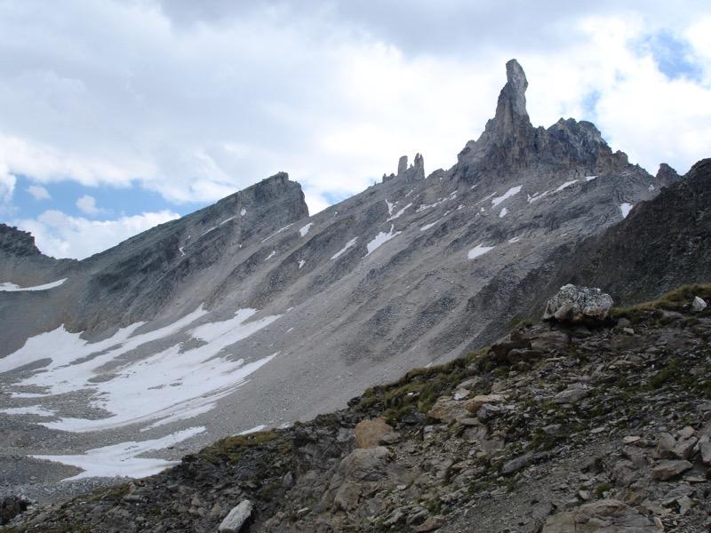 Col de Bailletta / Vallon de Sassière / Passage de Picheru Dsc02415