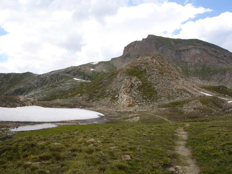 Col de Bailletta / Vallon de Sassière / Passage de Picheru Dsc02416