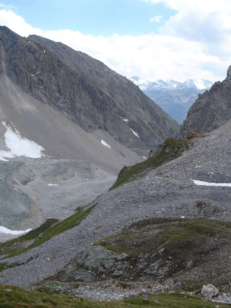 Col de Bailletta / Vallon de Sassière / Passage de Picheru Dsc02419