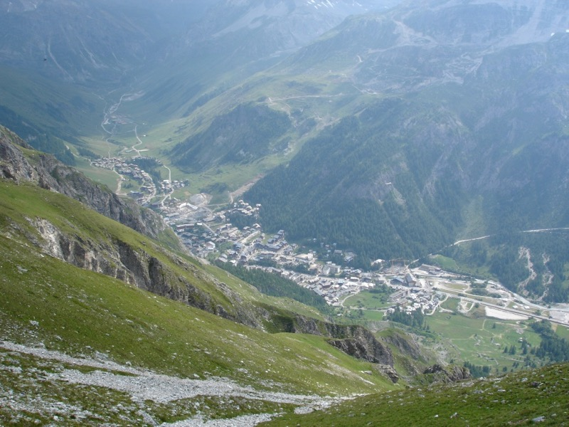 Col de Bailletta / Vallon de Sassière / Passage de Picheru Dsc02420